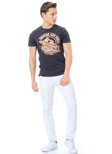 Baskılı Tişört -Wrangler